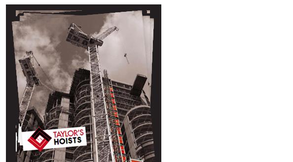 View: Taylor's Hoists Company Brochure