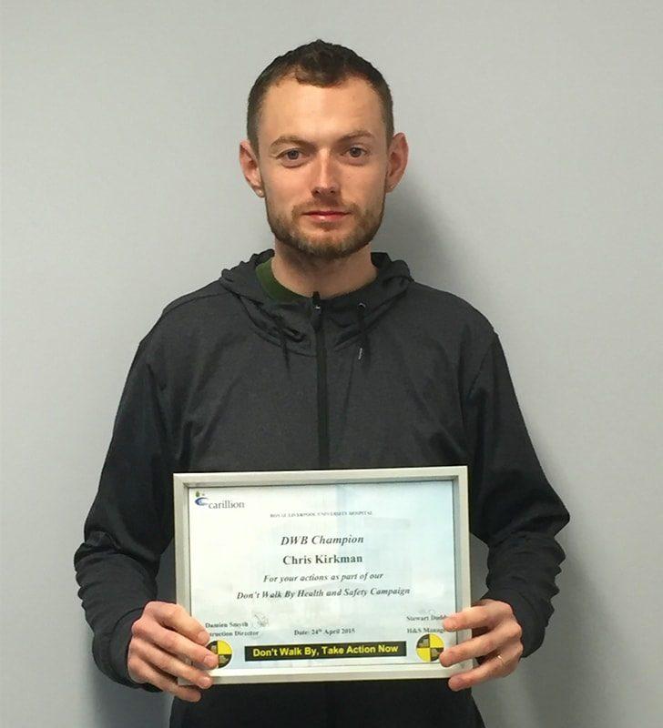 More Lyndon Safety Awards