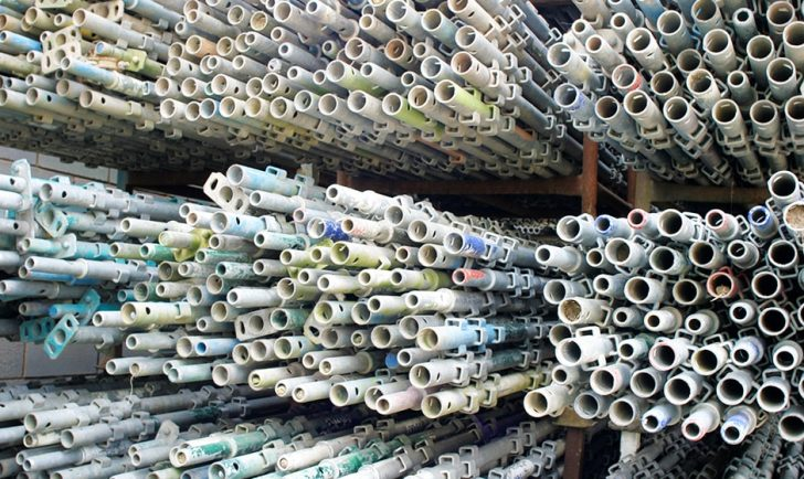 System Scaffolding - Our Materials - Our Approach - About Us - Lyndon Scaffolding