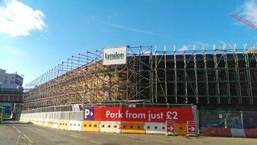 Carillion Greengate Manchester - Project - Lyndon Scaffolding