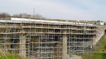 Den of Cowie - Project - Lyndon Scaffolding