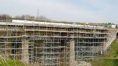 Den of Cowie - Project - Lyndon Scaffolding