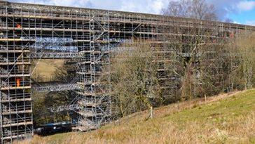 Dent Head Viaduct - Project - Lyndon Scaffolding