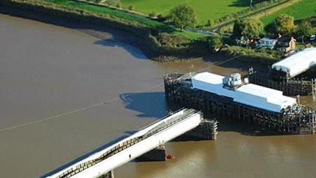 Goole Bridge - Project - Lyndon Scaffolding