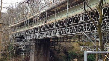 Inveruglas Rail Bridge - Project - Lyndon Scaffolding