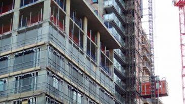 NEQ London - Project - Lyndon Scaffolding
