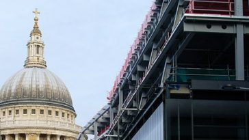 One New Change St Paul's - Project - Lyndon Scaffolding