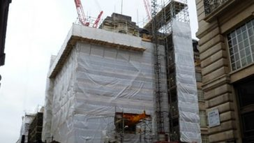 Piccadilly London - Project - Lyndon Scaffolding