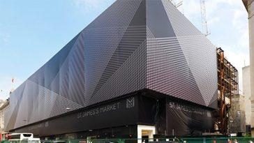 St James's Market - Project - Lyndon Scaffolding