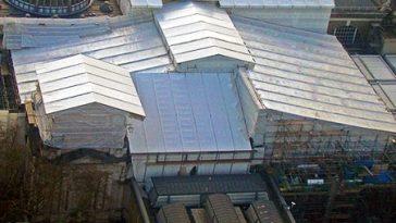 Tate Britain - Project - Lyndon Scaffolding
