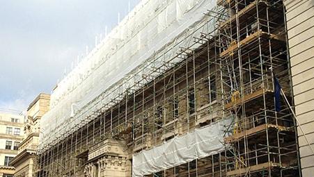 Trinity House - Project - Lyndon Scaffolding