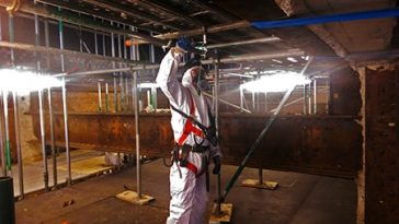 Asbestos - Service - Lyndon Scaffolding
