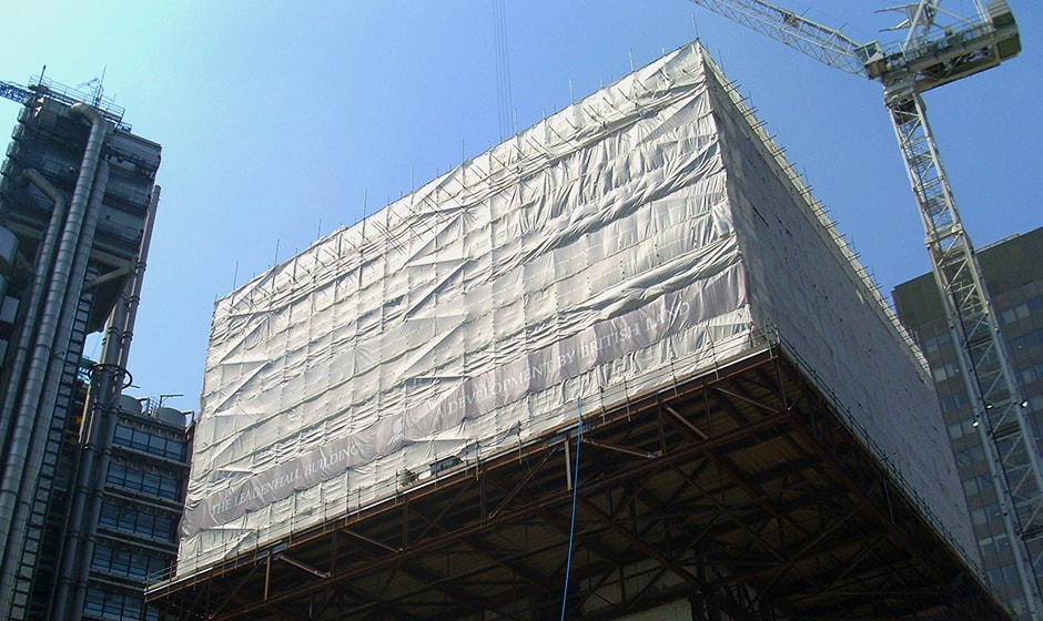 Demolition - Access scaffolding - Service - Lyndon Scaffolding