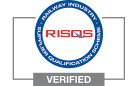 Railway Industry Supplier Qualification Scheme - Verified