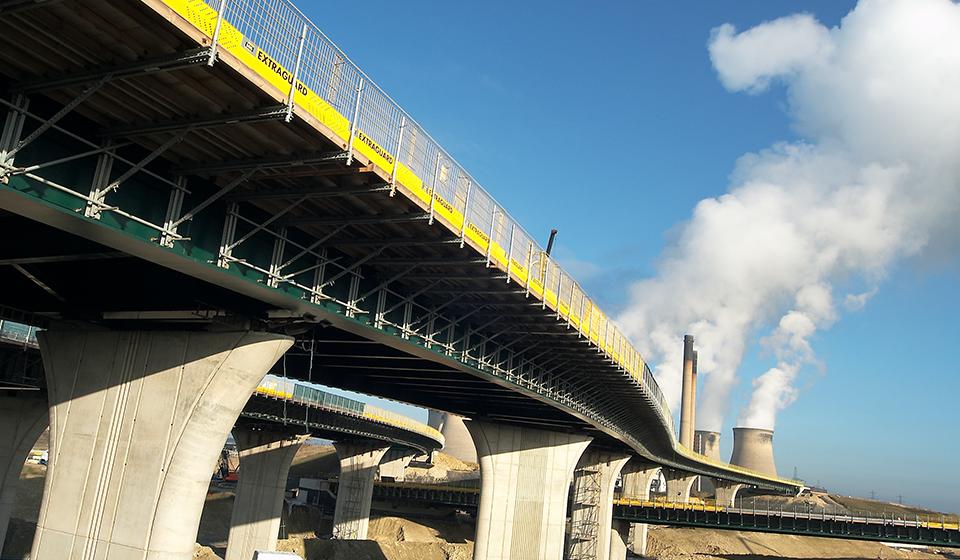 Extraguard_A1M Bridge